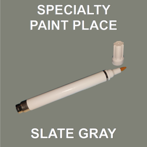 SLATE GRAY - Architectural Touch Up Paint - Pen