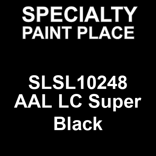 SLSL10248 AAL LC Super Black