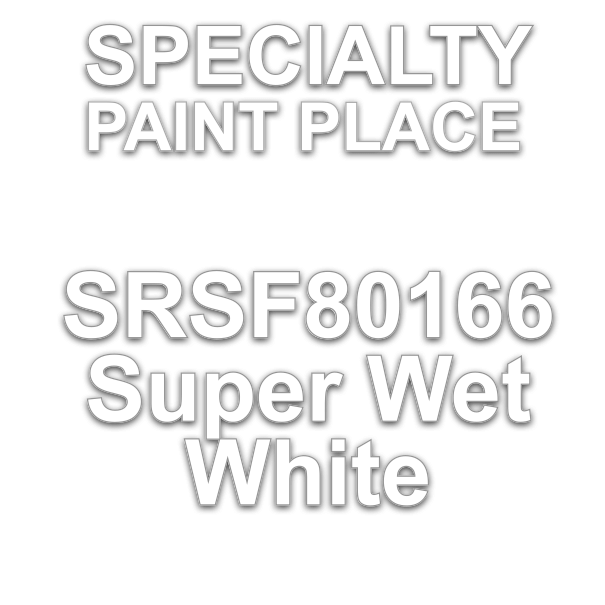 SRSF80166 Super Wet White