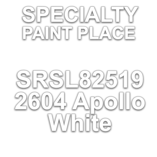 SRSL82519 2604 Apollo White
