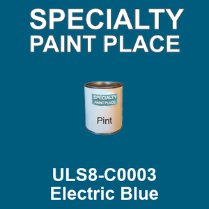 ULS8-C0003 Electric Blue - Sherwin Williams pint