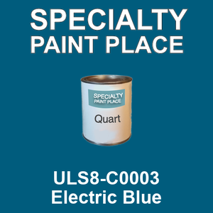 ULS8-C0003 Electric Blue - Sherwin Williams quart