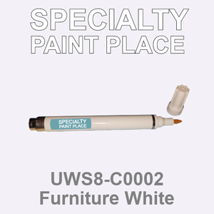 UWS8-C0002 Furniture White - Sherwin Williams pen