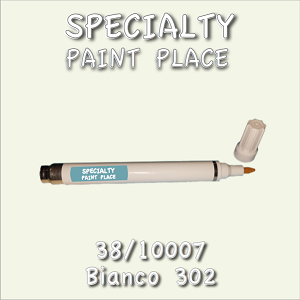 38/10007 bianco 302-Tiger-touchup-paint pen
