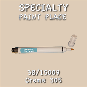 38/15009 creme 305-Tiger-touchup-paint pen