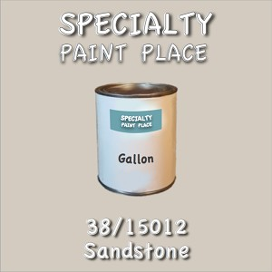 38/15012 sandstone-Tiger-touchup-paint gallon