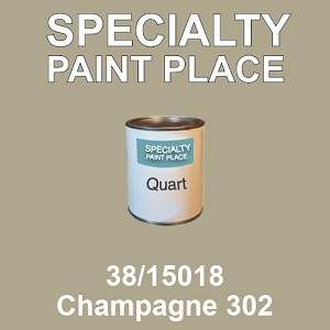 38/15018 Champagne 302 - Tiger quart