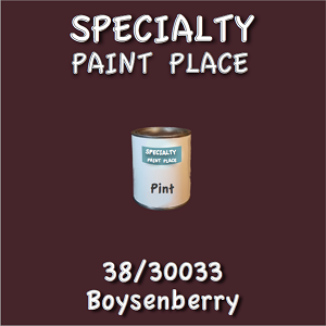 38/30033 boysenberry-Tiger-touchup-paint pint
