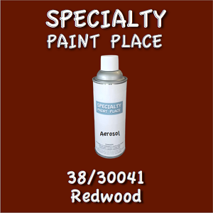 38/30041 redwood-Tiger-touchup-paint 16oz aerosol can