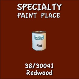 38/30041 redwood-Tiger-touchup-paint pint