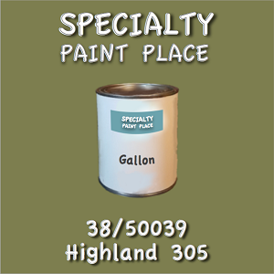38/50039 highand 305-Tiger-touchup-paint gallon