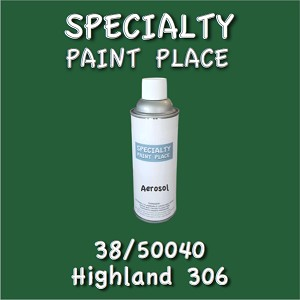 38/50040 highand 306-Tiger-touchup-paint 16oz aerosol can
