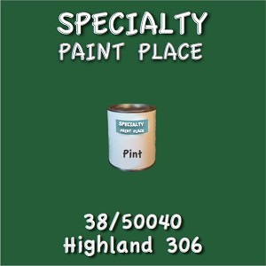 38/50040 highand 306-Tiger-touchup-paint pint