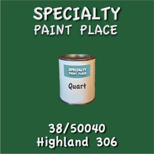 38/50040 highand 306-Tiger-touchup-paint quart