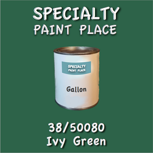 38/50080 ivy green-Tiger-touchup-paint gallon