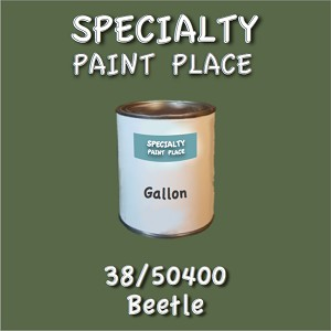 38/50400 beetle-Tiger-touchup-paint gallon