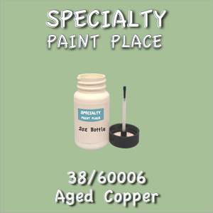 38/60006 aged copper-Tiger-touchup-paint 2oz bottle with brush