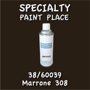 38/60039 marrone 308-Tiger-touchup-paint 16oz aerosol can