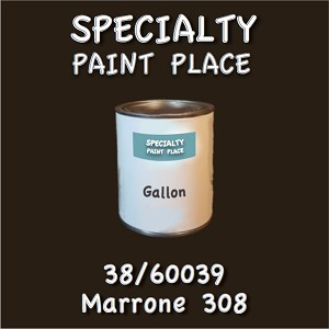 38/60039 marrone 308-Tiger-touchup-paint gallon