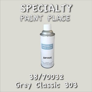 38/70032 grey- classic 303-Tiger-touchup-paint 16oz aerosol can