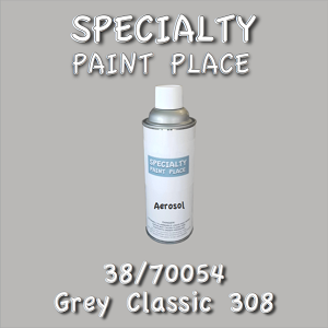 38/70054 grey- classic 308-Tiger-touchup-paint 16oz aerosol can