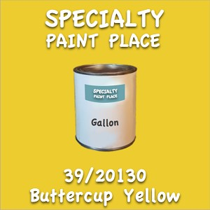 39/20130 buttercup yellow gallon
