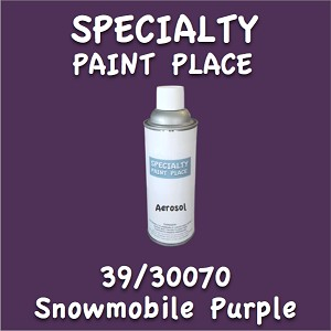 39/30070 snowmoile purple 16oz aerosol can