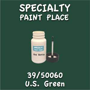 39/50060 us green 2oz bottle with brush