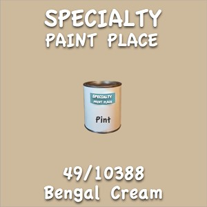 49/10388 bengal cream pint