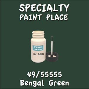 49/55555 bengal green 2oz bottle with brush