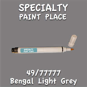 49/77777 bengal light grey pen