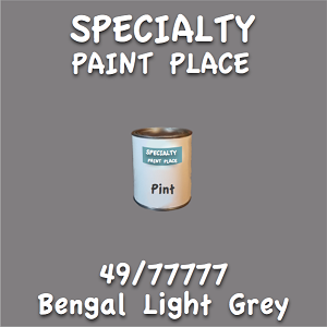 49/77777 bengal light grey pint