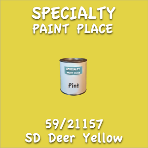 59/21157 sd deer yellow pint