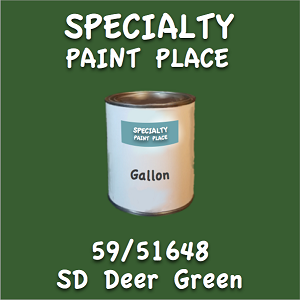 59/51648 sd deer green gallon
