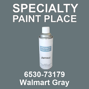 6530-73179 Walmart Gray - TCI 16oz aerosol spray can