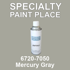 6720-7050 Mercury Gray - TCI 16oz aerosol spray can