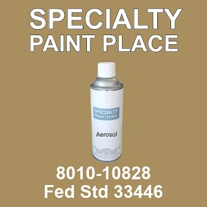8010-10828 Fed Std 33446 - TCI 16oz aerosol spray can
