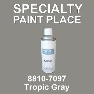 8810-7097 Tropic Gray - TCI 16oz aerosol spray can