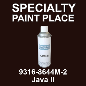 9316-8644M-2 Java II - TCI 16oz aerosol spray can