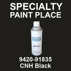 9420-91835 CNH Black - TCI 16oz aerosol spray can