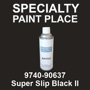 9740-90637 Super Slip Black II - TCI 16oz aerosol spray can