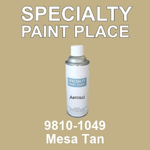 9810-1049 Mesa Tan - TCI 16oz aerosol spray can