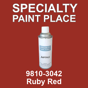 9810-3042 Ruby Red - TCI 16oz aerosol spray can