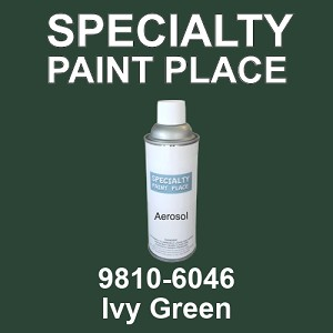 9810-6046 Ivy Green - TCI 16oz aerosol spray can