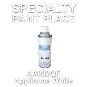 AA002QF Appliance White AkzoNobel touch-up paint 16oz aerosol can