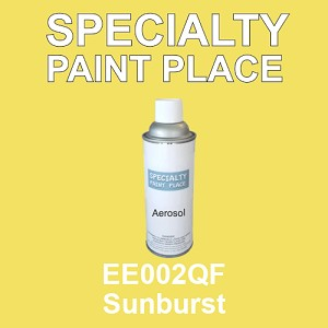 EE002QF sunburst AkzoNobel touch-up paint 16oz aerosol can