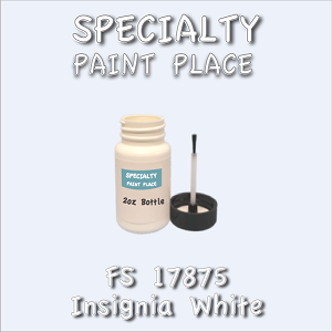 17875 insignia white 2oz bottle with brush