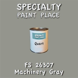 26307 machinery gray quart
