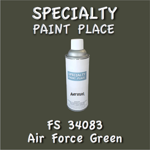 34083 air force green 16oz aerosol can