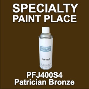 PFJ400S4 patrician bronze Axalta touch-up paint 16oz aerosol can